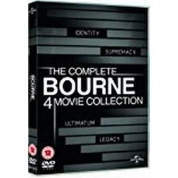 The Complete Bourne 4-Movie Collection [DVD] [2002]